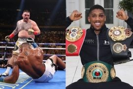 'I Am Calling The Shots' - Andy Ruiz Speaks On Rejecting A Rematch With Anthony Joshua In The UK