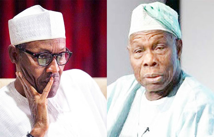 'Criminality Is Now Being Perceived As Fulani Menace' - Obasanjo Writes Open Letter To Buhari