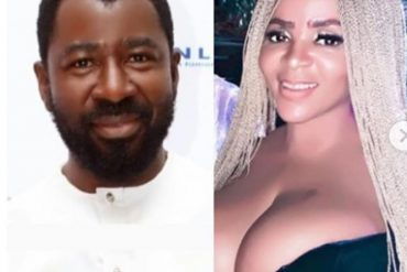 Cossy Ojiakor Fires Another Shot At Journalist Tunde Moshood; Dares Him To Go To Court