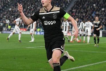 Juventus Set To Sign Matthijs De Ligt