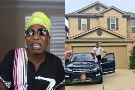 Comedian Aphrican Ace Acquires A House In The US
