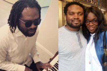 [Video]: Cobhams Pens Down Beautiful Birthday Message To His Wife