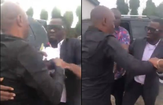 Bayelsa Lawmaker and APC Chairman exchange blows