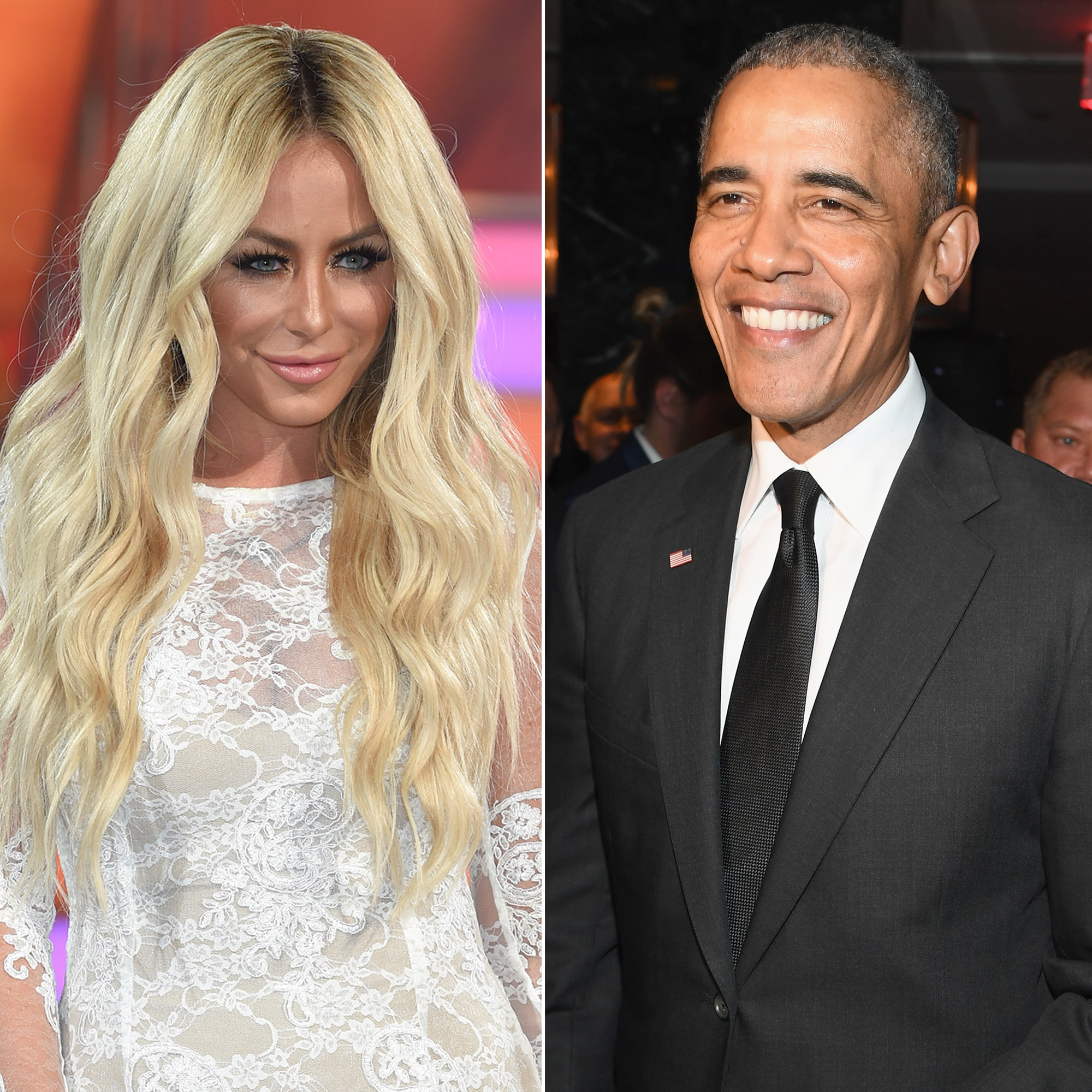 American Singer Aubrey O'Day Wants Barack Obama As Her Sperm Donor