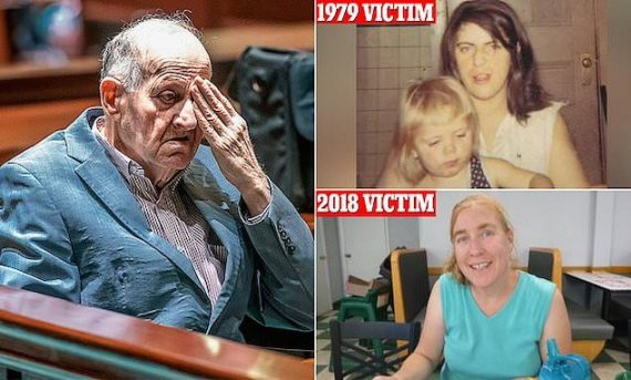 77-Year-Old Murderer Released From Jail For Being Too Old To Kill, Kills Another Woman
