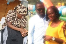 Lowo Oyadiran and yetunde