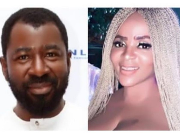 Cossy Ojiakor Continues To Drag Journalist Tunde Moshood