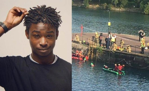 Nigerian Student Drowns In UK River