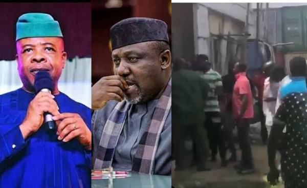 'Ihedioha's Aide Must Apologise For Slapping My Daughter' - Rochas Okorocha