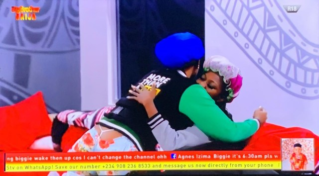 66266962 927768674230310 8107809729746567168 n 1 1 - #BBNaija 2019: Tacha Reconciles With Thelma After Clash Over Food
