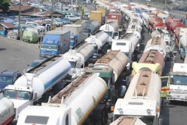 EXCLUSIVE: Apapa Gridlock Persists Despite Presidential Directive