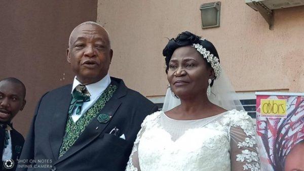 Matthew Owojaiye and Abosede Ayobola