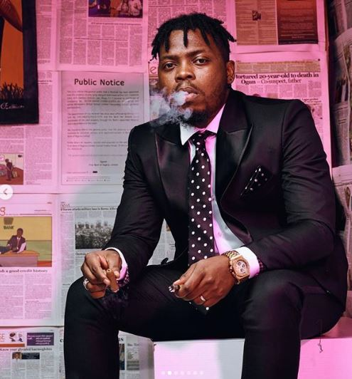 Olamide Reacts After Fan Begs Him To Get Wizkid And Davido To Collaborate On A Song