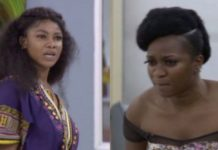 9753225 20190702180410218x150 jpeg44463ecb78a2d2b22222bb37b2ae56ce - #BBNaija 2019: Tacha Reconciles With Thelma After Clash Over Food