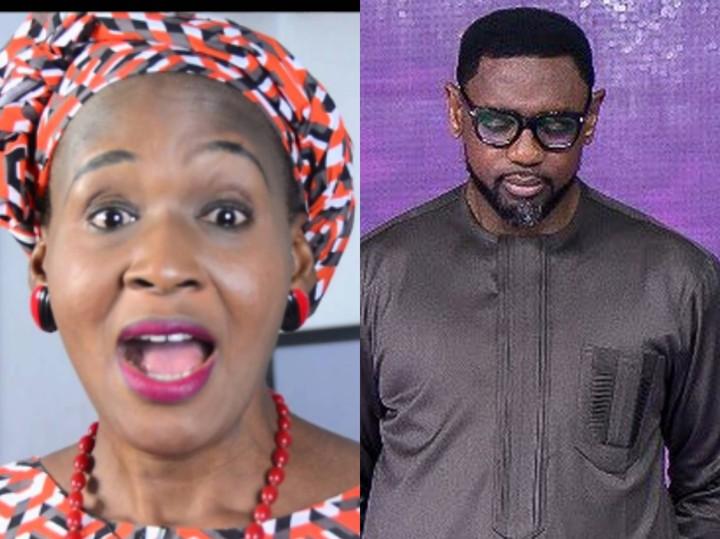 Image result for images of Kemi Olunloyo vs COZA pastor