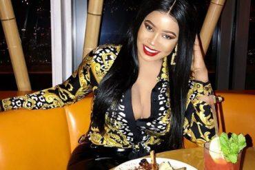 Fan Rubbishes Vera Sidika For Repeating A Shirt Worth N421k