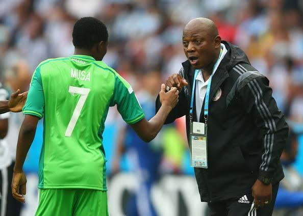 'I Want To Win AFCON For Stephen Keshi' - Ahmed Musa
