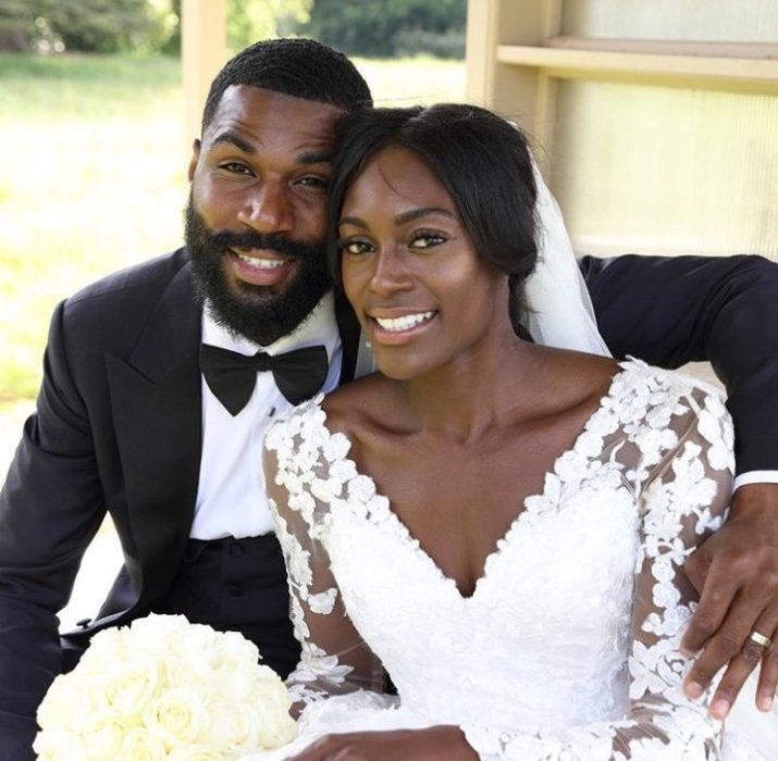 #BBNaija: Mike's Wife Celebrates Him As He Turns A Year Older