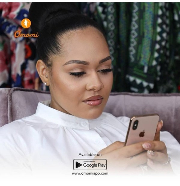 Tania Omotayo Bags Endorsement Deal