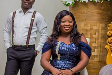 Dele Omo Woli Marries Olabunmi Kenny [Photos]