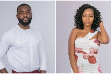 BBNaija 2019: Again, Gedoni And Khafi Share Passionate Kiss (Video)