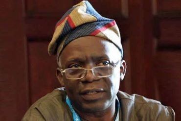 DSS DG Has Stopped Taking My Calls Over Sowore's Matter – Falana