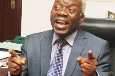 Buhari Knows Those Causing Trouble In Nigeria: Falana