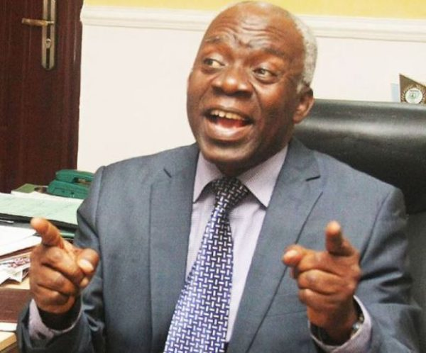 #EndSWAT: Negotiate With Protesters – Falana Tells FG