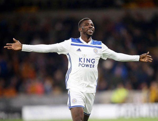 Iheanacho Lead Leicester City Past Brighton & Hove Albion
