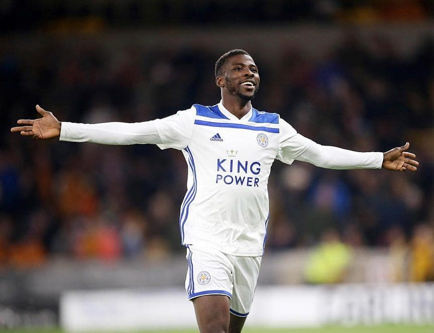 Iheanacho Rescues Draw For Leicester City Against Burnley