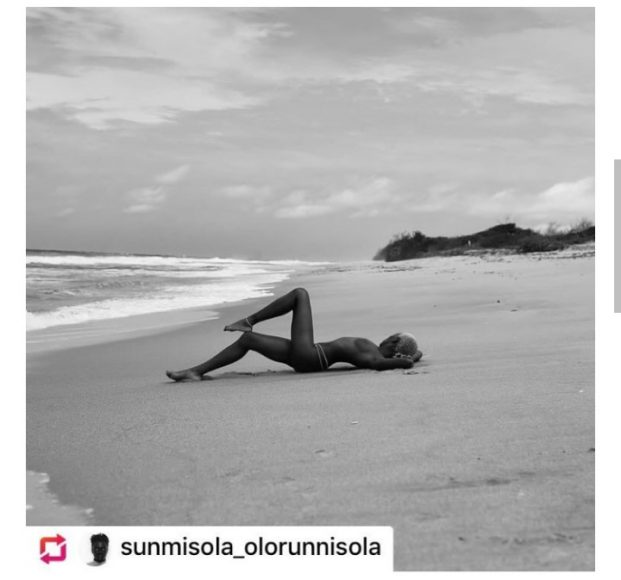 Nigerian Model With Tribal Marks, Adetutu Goes Naked In