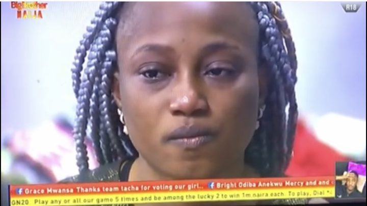 [Video]: Esther Cries As Nelson Is Evicted