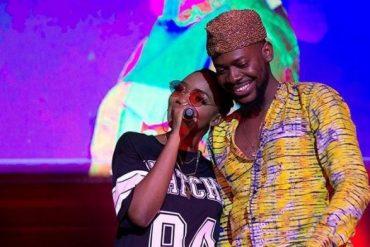 Adekunle Gold and Simi