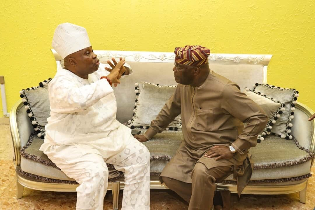Adeleke and Atiku
