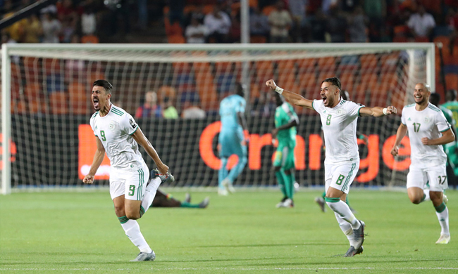 Algeria team - AFCON 2019: Algeria, Senegal, Nigeria Cash Price Revealed