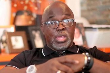NFF President, Amaju Pinnick Reacts To His Removal As CAF 1st Vice President