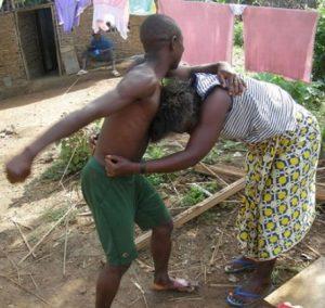 Assault 300x284 - Shock As Woman Wrestles Dare Devil Robber In Delta