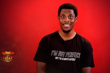 BBNaija: Don Jazzy, Others Hail Seyi For Not Using Veto Power To Save HimSelf