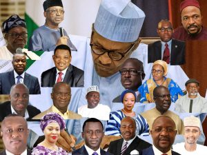 Ministerial Nominees: Presidency Fixes Date To Swear In Buhari's '43 Wise Men'