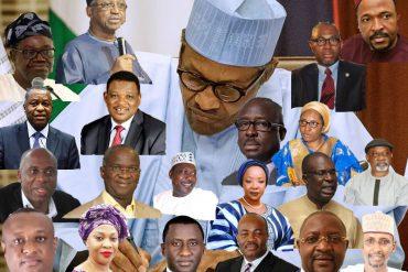 Buhari's ministerial nominees