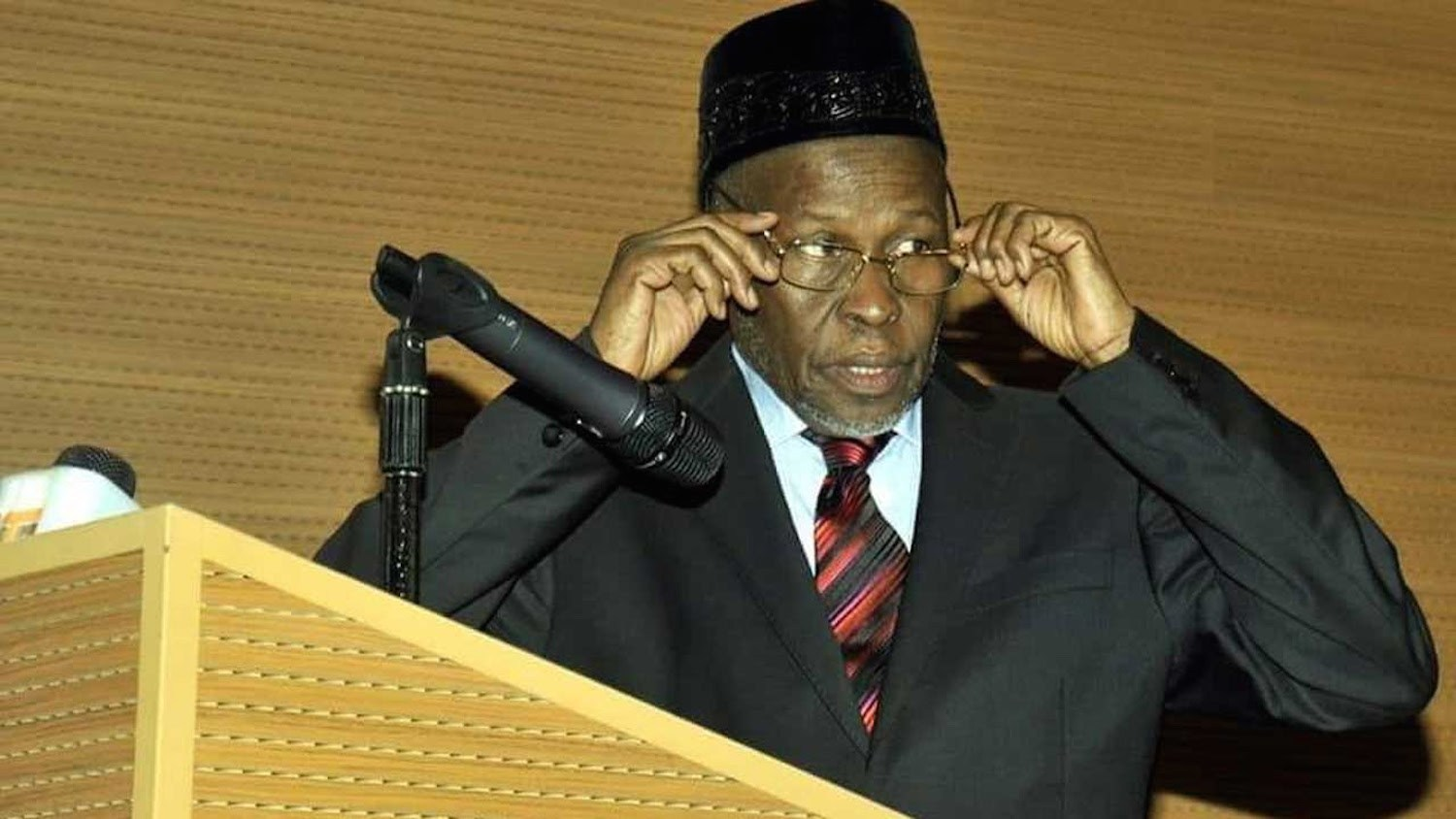 BREAKING: CJN, Tanko Muhammed, Tests Positive For COVID-19