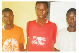 [Photo]: 14-year-old gang raped in Niger state
