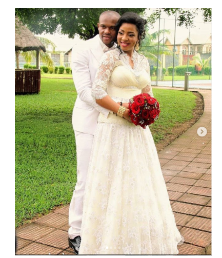 Capture 17 - Super Eagles Goalkeeper Austin Ejide And His Wife Celebrate 6th Wedding Anniversary