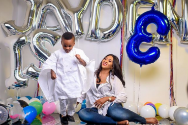Lilian Esoro Drafts Birthday Message To Her Son As He Clocks 3