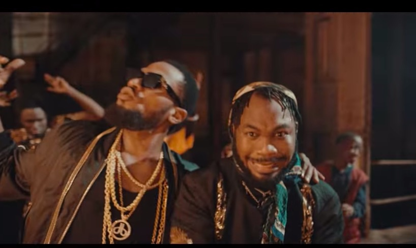 Dbanj and Slimcase