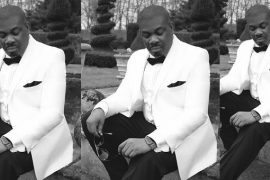 Don Jazzy in pre-wedding photos