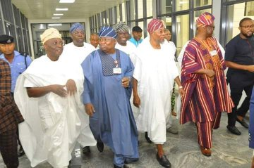 Rauf Aregbesola and others