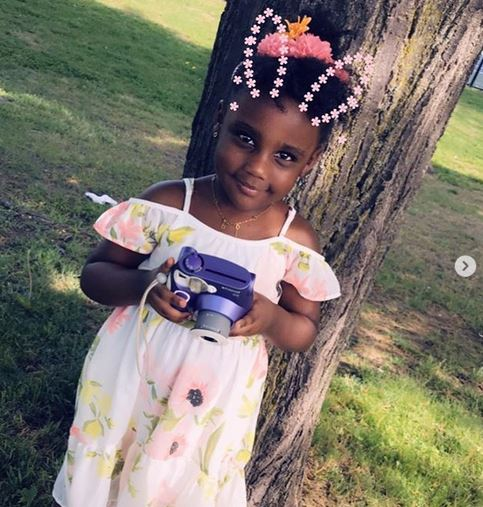 #BBNaija 2019: Meet Avala's 5-Year-Old Daughter, Elaine
