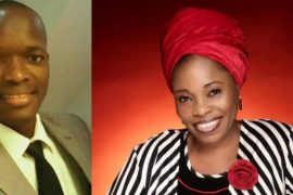 Evangelist Victor Edet and Tope Alabi