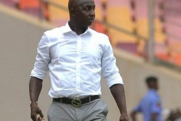 Samson Siasia Reacts To Life Ban By FIFA